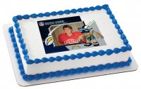 NFL - San Diego Chargers Photo Cake Frame