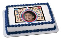 NBA - Nothing But Net Photo Cake Frame