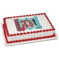 Graduation - Grad Marquee Photo Cake Frame
