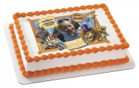 Madagascar 3 - Only at the Circus Photo Cake Frame