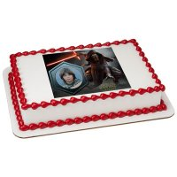 Star Wars - The Force Awakens Kylo Ren Photo Cake Frame
