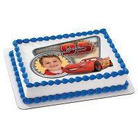 Cars - Piston Cup Championship PhotoCake Frame