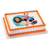 Inside Out - Who's Your Pal? Photo Cake Frame