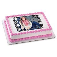Graduation - Congrats Grad Dots Photo Cake Frame