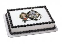 NFL - Drew Brees Photo Cake Frame