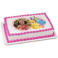 Disney Princess - Princess Heart Strong Photo Cake Frame