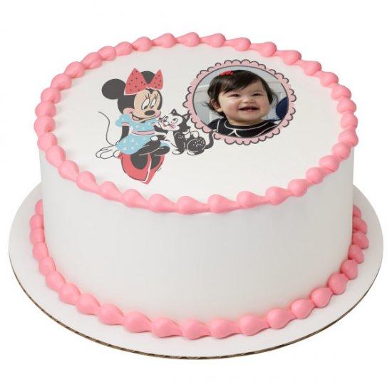 Disney Baby - Baby Minnie Photo Cake Frame [EP20993] - $9.99 ...