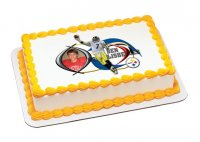 NFL - Ben Roethlisberger Photo Cake Frame