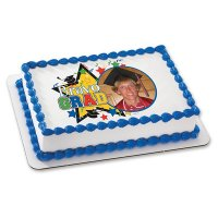 Graduation - Bravo Grad Photo Cake Frame