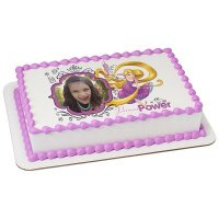 Disney Princess - Rapunzel Princess Power Photo Cake Frame