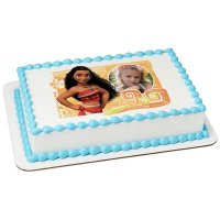 Moana - The Wayfinder Photo Cake Frame