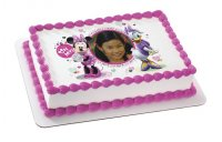 Mickey Mouse & Friends - Minnie Oh My Photo Cake Frame