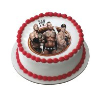 WWE - Cena, Rock & Punk