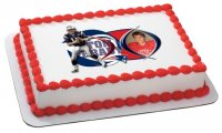 NFL - Tom Brady Photo Cake Frame