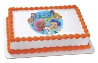 Bubble Guppies - Gil and Molly