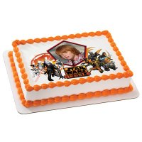 Dueling Forces Photo Cake Frame