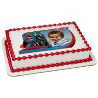 Justice League - Stand United Photo Cake Frame