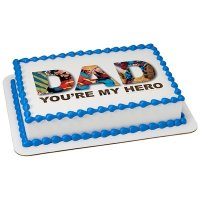 Fathers Day - Superman You're My Hero