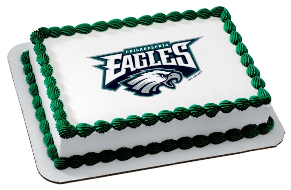 NFL Philadelphia Eagles EP4577 899 Edible Prints